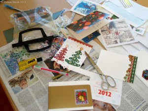 Christmas Cards in January
